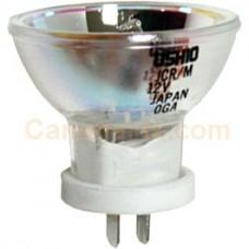 USHIO 1000929 - JCR/M12V-75W/HO - MR11 - 12V - 75W - Dental Curing Light Bulbs - G5.3-4.8/ Miniature 2-Pin Blade