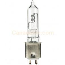 USHIO 1003022 - HX-400 - Stage and Studio Lamp - T6 - 400 Watt - 115 Volt - 10,000 Lumen - G9.5 Base