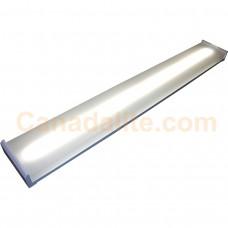 EEL CW232-120M - 2 Lamp - 4 Feet - F32T8 Wraparound - Fluorescent Fixture - 120-277V