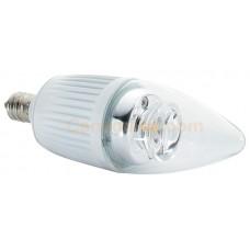 Verbatin 97800 - LED Candle - Dimmable - 5 Watt - 2700K Warmwhite - 300 Lumens - 40 Watt Equal  - E12 Base