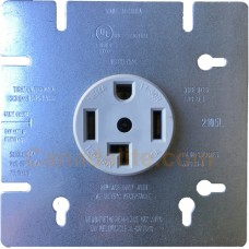 Vista 45125 Dryer Receptacle/Outlet