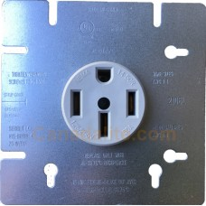 Vista 45126 Range Receptacle/Outlet